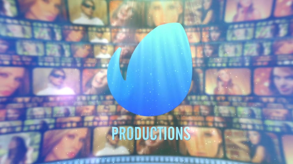 Film Strip Cinematic Logo Apple Motion - Download Videohive 22701447