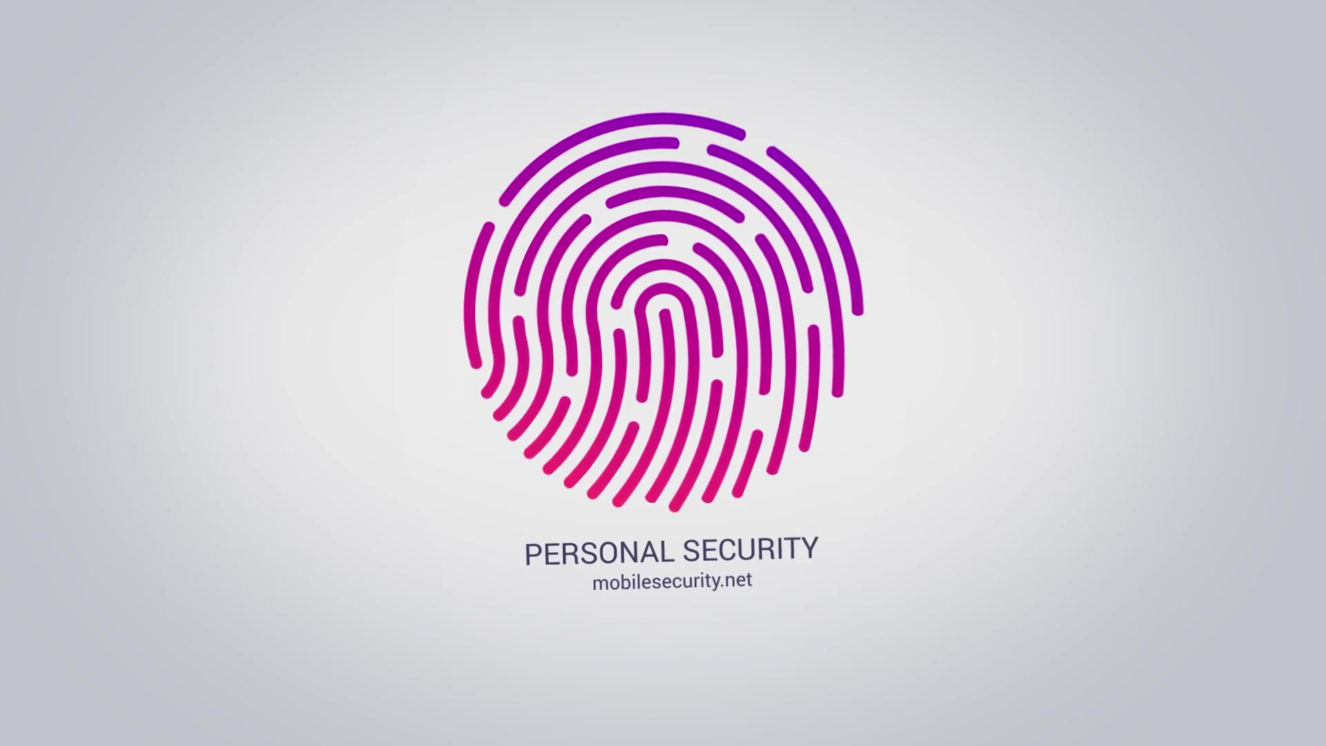 Fingerprint logo - Download Videohive 18183215