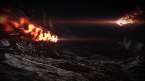 Fire Dance Reveal - Download Videohive 7322907