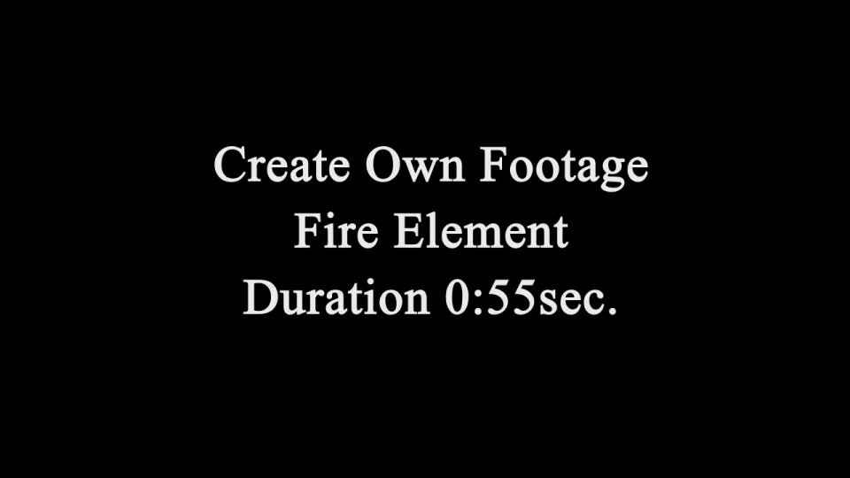Fire Element Creater v1.2 - Download Videohive 21296840