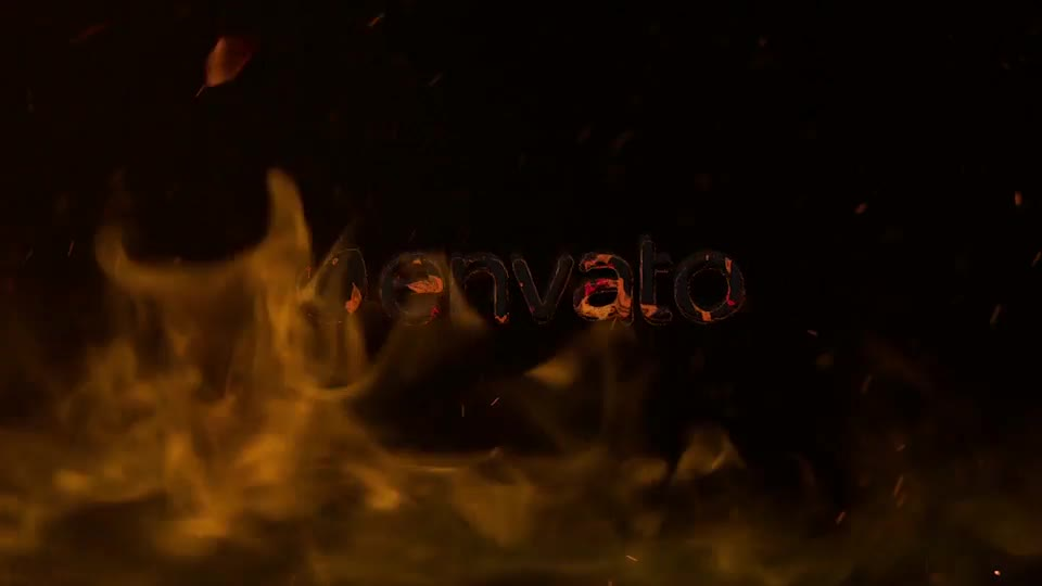 Fire Logo - Download Videohive 14541396