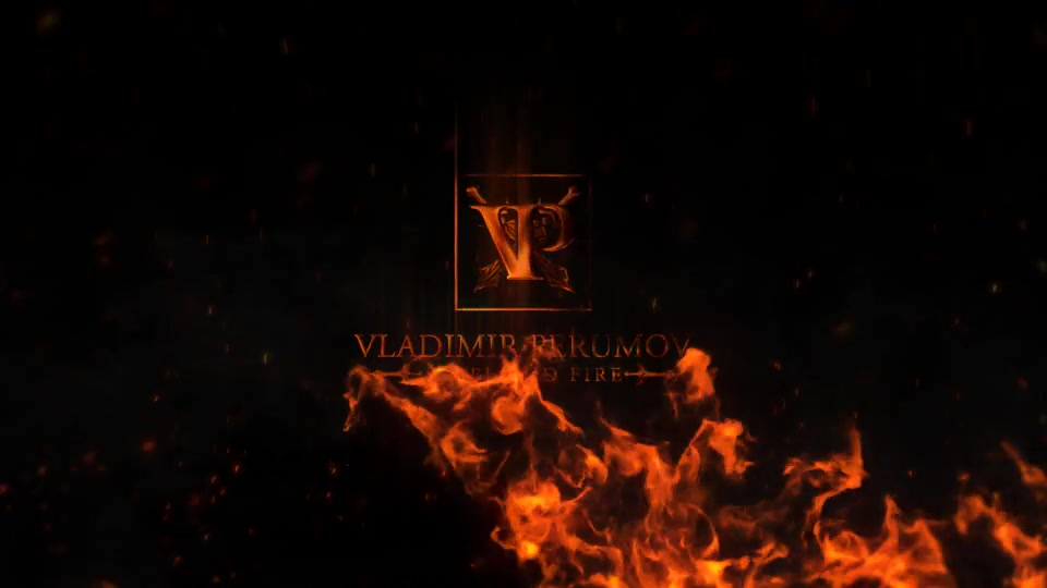 Fire Logo - Download Videohive 19380407