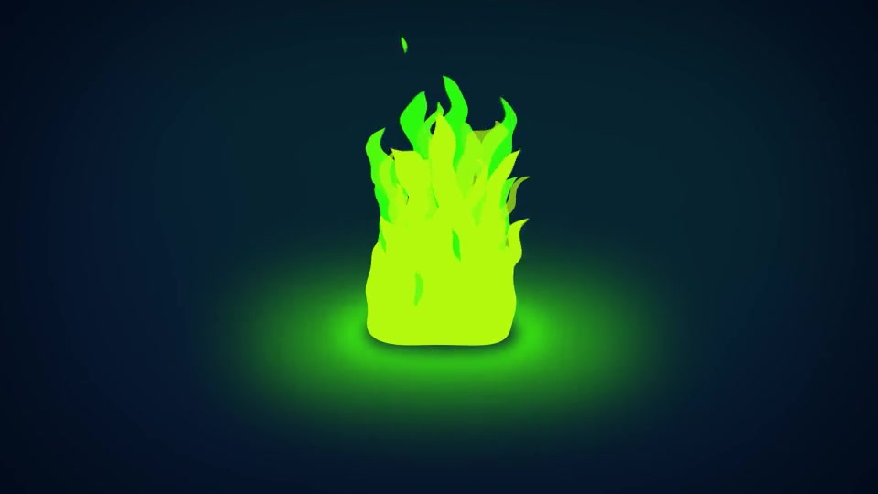 Fire Logo Opener - Download Videohive 14852559