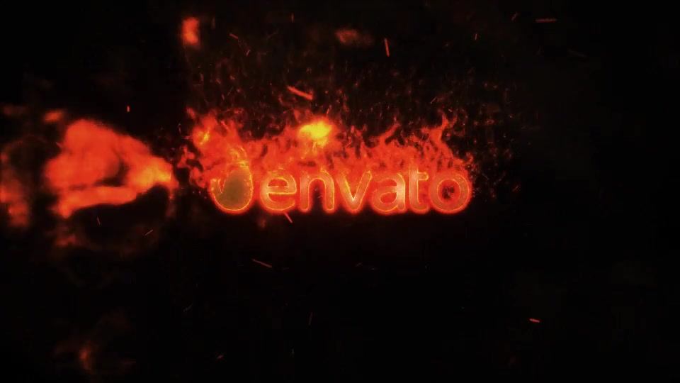 Fire Logo Reveal - Download Videohive 19566757