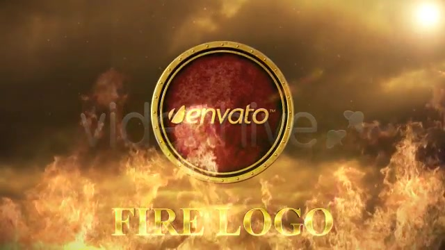 Fire Logo Reveal - Download Videohive 4341671
