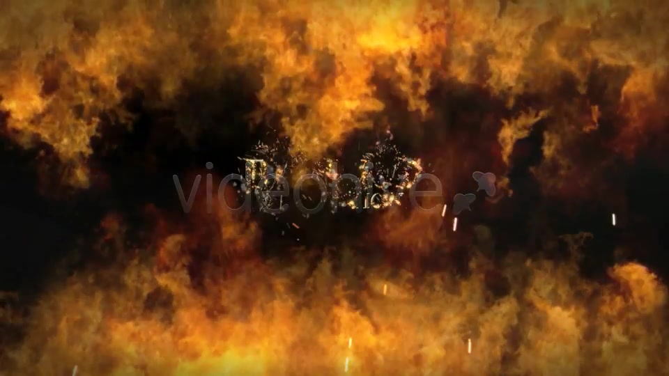 Fire Of Dooms ver.2 - Download Videohive 4892326