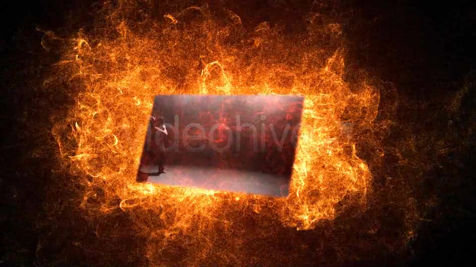Fire Reveal - Download Videohive 168659