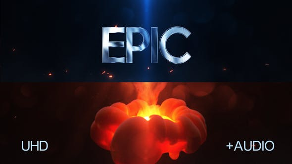 Fire Reveal - Download Videohive 25546196