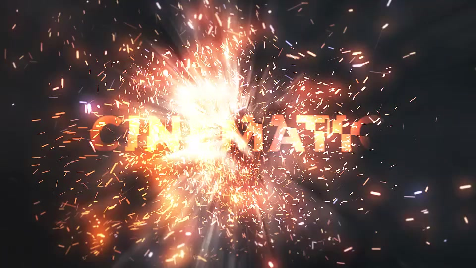 Fire Sparks Opener - Download Videohive 21301886