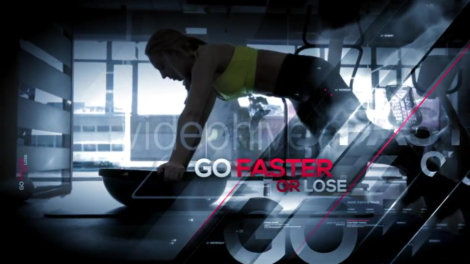 Fitness Broadcast Pack - Download Videohive 19939197