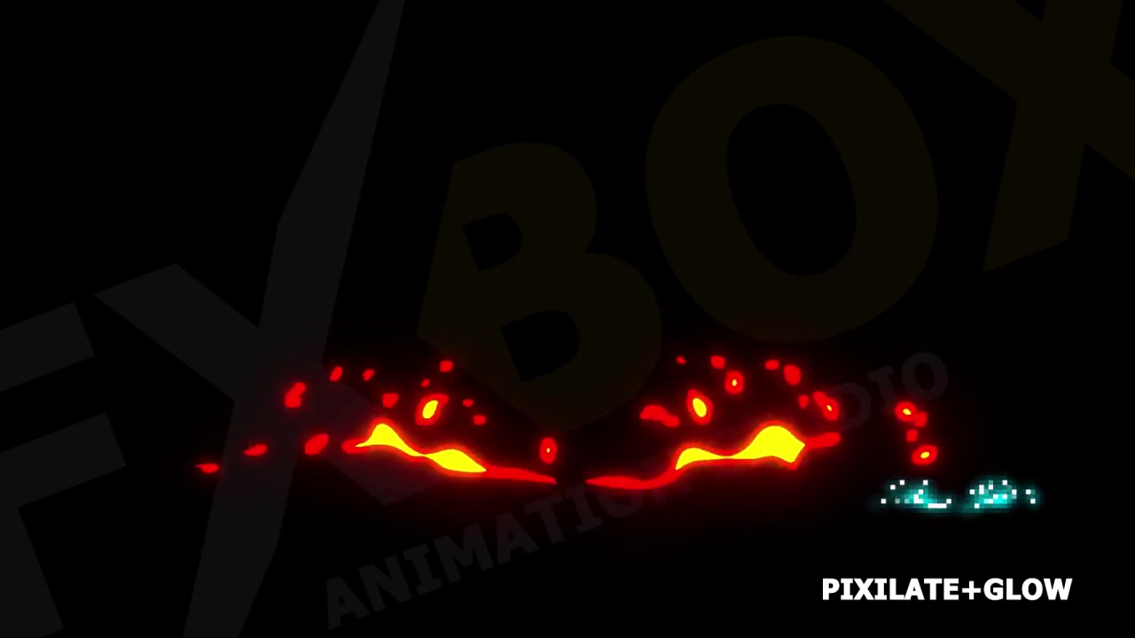 Flammable FX Elements - Download Videohive 22870651