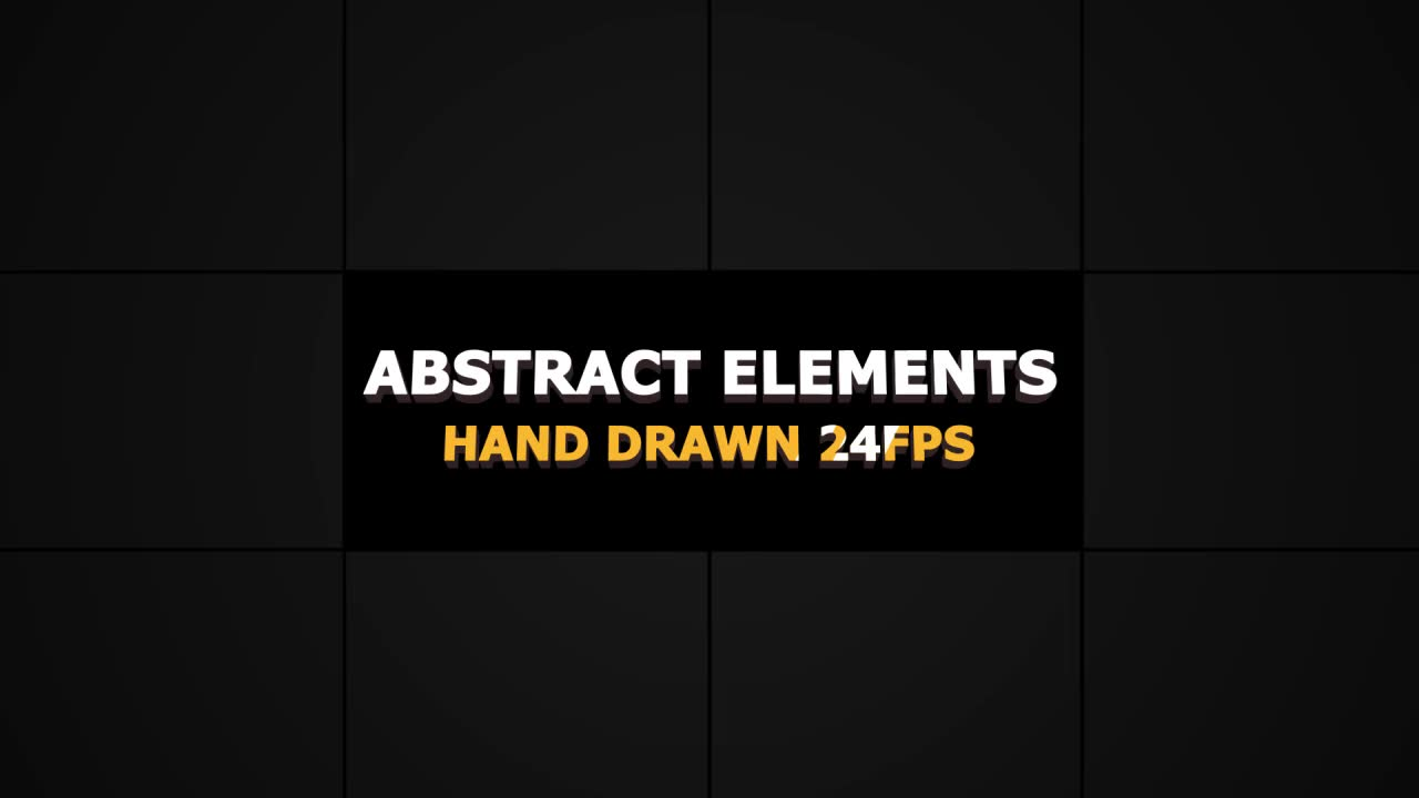Flash FX Abstract Elements - Download Videohive 22628442