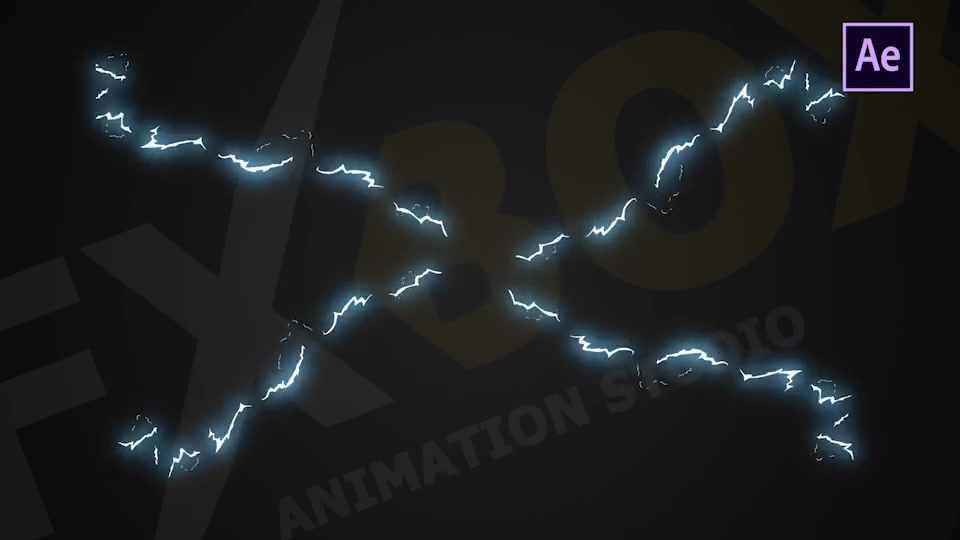 Flash FX Electric Elements And Transitions - Download Videohive 21099232