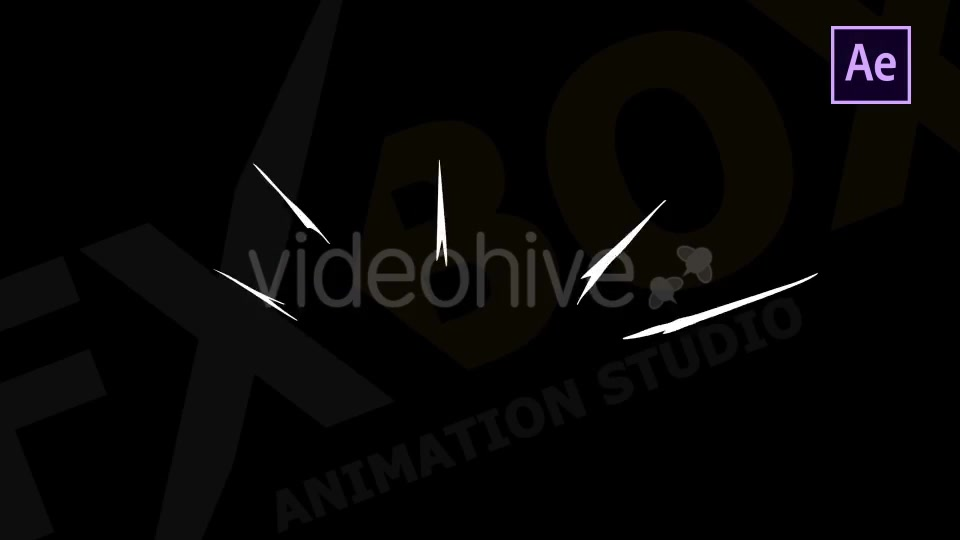 Flash FX Explosion Elements And Transitions - Download Videohive 21108417