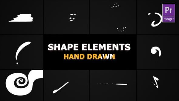 Flash FX Shape Elements - Download Videohive 22678801