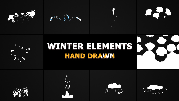 Flash FX WINTER Elements - Download Videohive 21308457