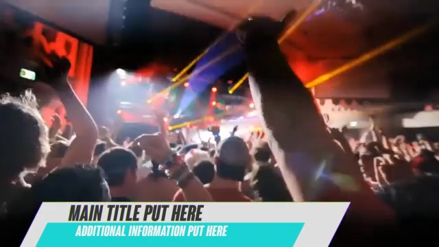 Flash Music Event - Download Videohive 12784311