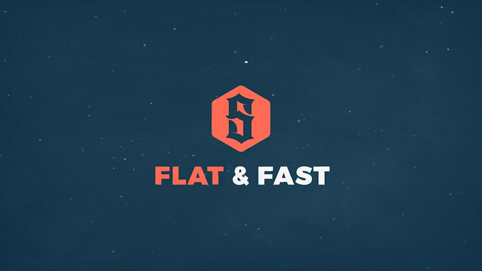 Flat & Fast Stomp - Download Videohive 21726522