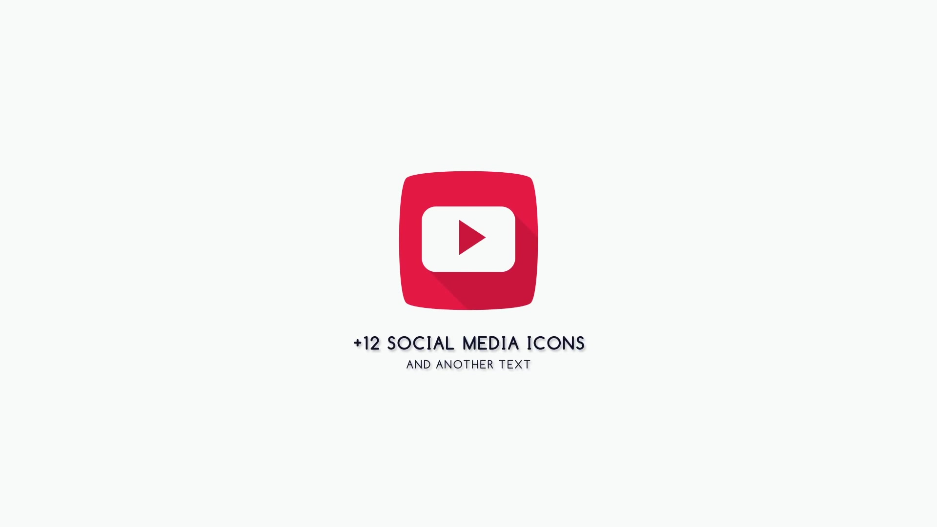 Flat Logo Animation - Download Videohive 20243508