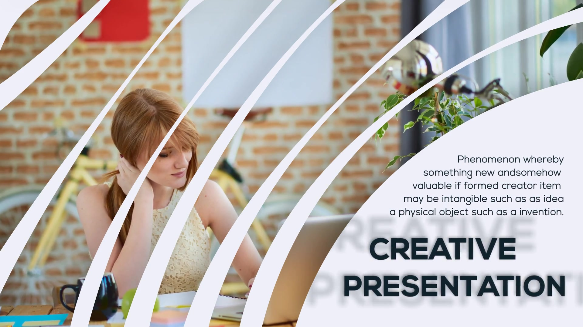 Flat Universal Presentation - Download Videohive 19159896