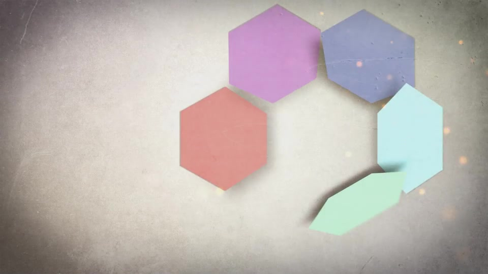 Flip Hexagon Show - Download Videohive 6576998