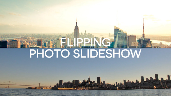 Flipping Photo Slideshow - Download Videohive 10029674