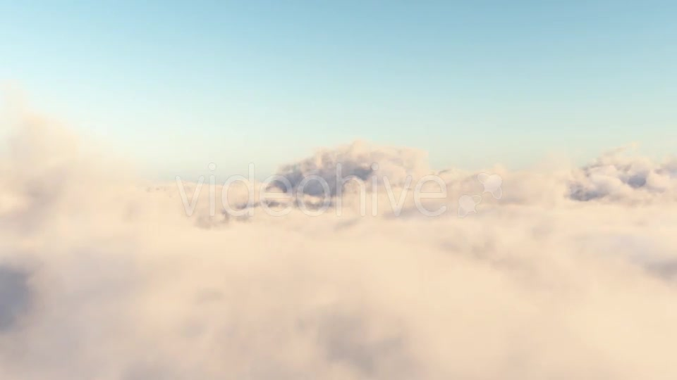 Fly Above the Clouds - Download Videohive 16289947