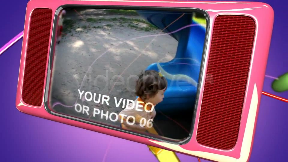 Fly TV - Download Videohive 675083