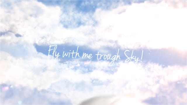 Fly with us Sky Intro - Download Videohive 14611571
