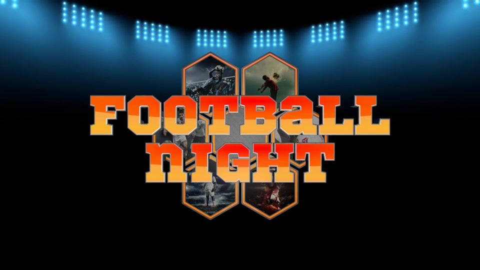 Football Night 4D - Download Videohive 13269686