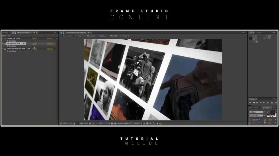 Frame studio - Download Videohive 19327568