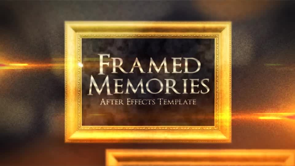 Framed Memories Videohive 16723175 After Effects Image 1
