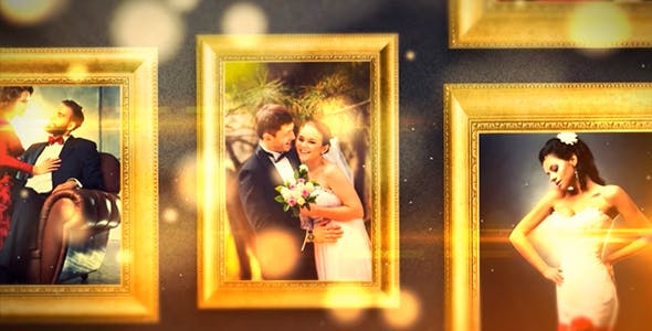 Framed Memories - Download 16723175 Videohive
