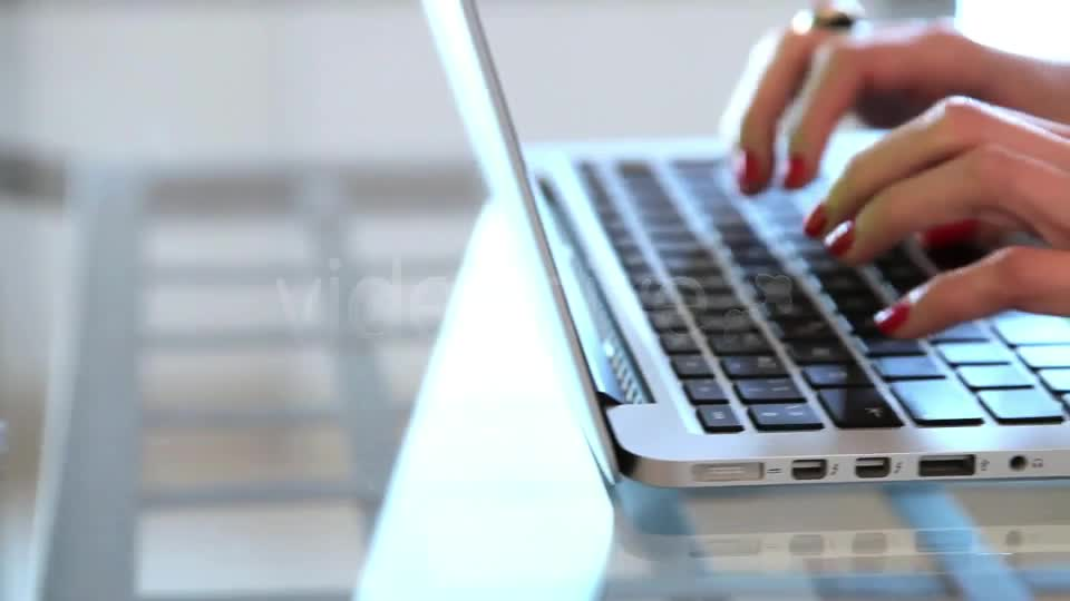 Freelancer Working On Laptop - Download Videohive 7790738
