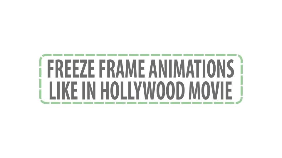 Nett Freeze Frame Imovie Zeitgenössisch - Benutzerdefinierte ...
