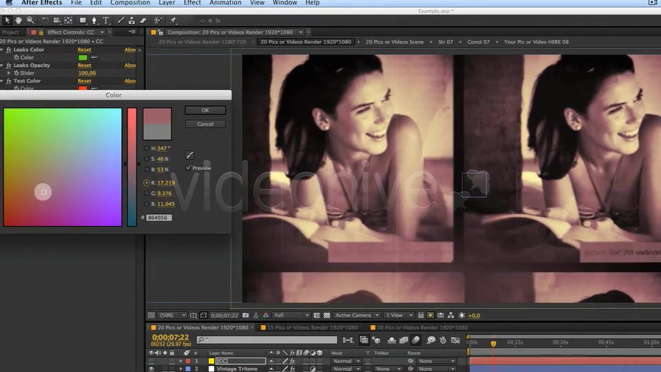 Funky and Grunge Vintage Slideshow - Download Videohive 4437278