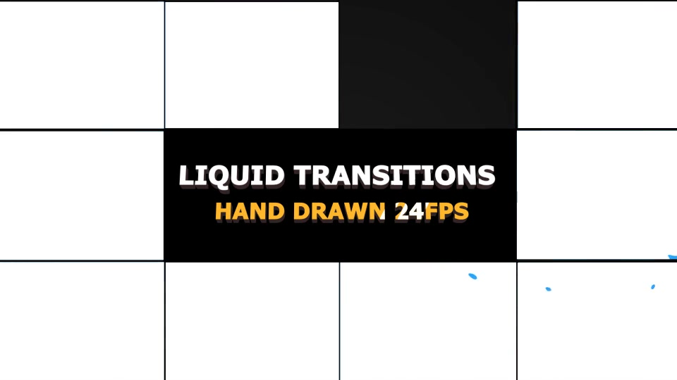 Funny Liquid Transitions - Download Videohive 22867258