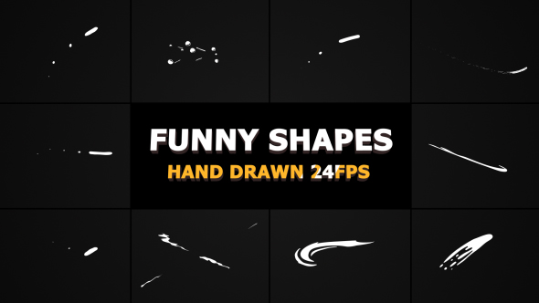 Funny Shapes - Download Videohive 21284193