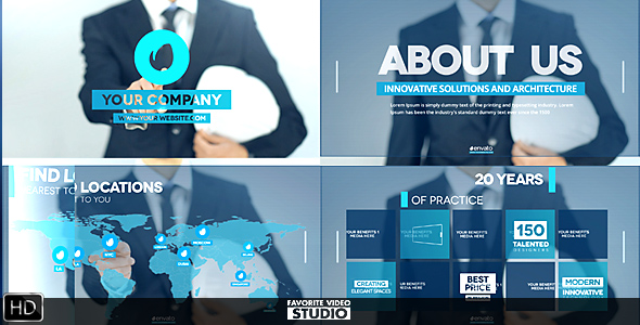 Future of Architecture - Download Videohive 19658883