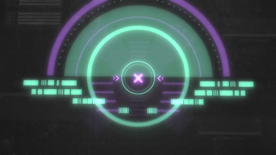 Futuristic Hud Intro - Download Videohive 16455329