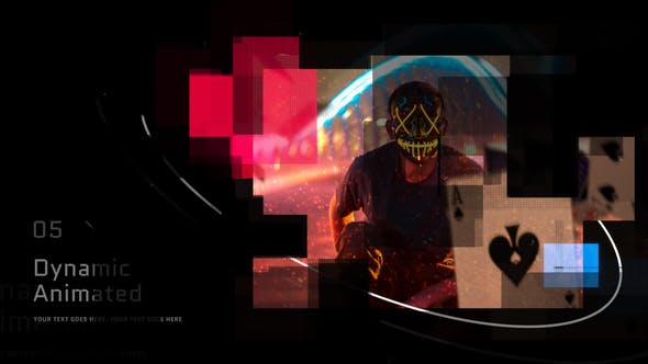 Futuristic Presentation - Videohive Download 28976659