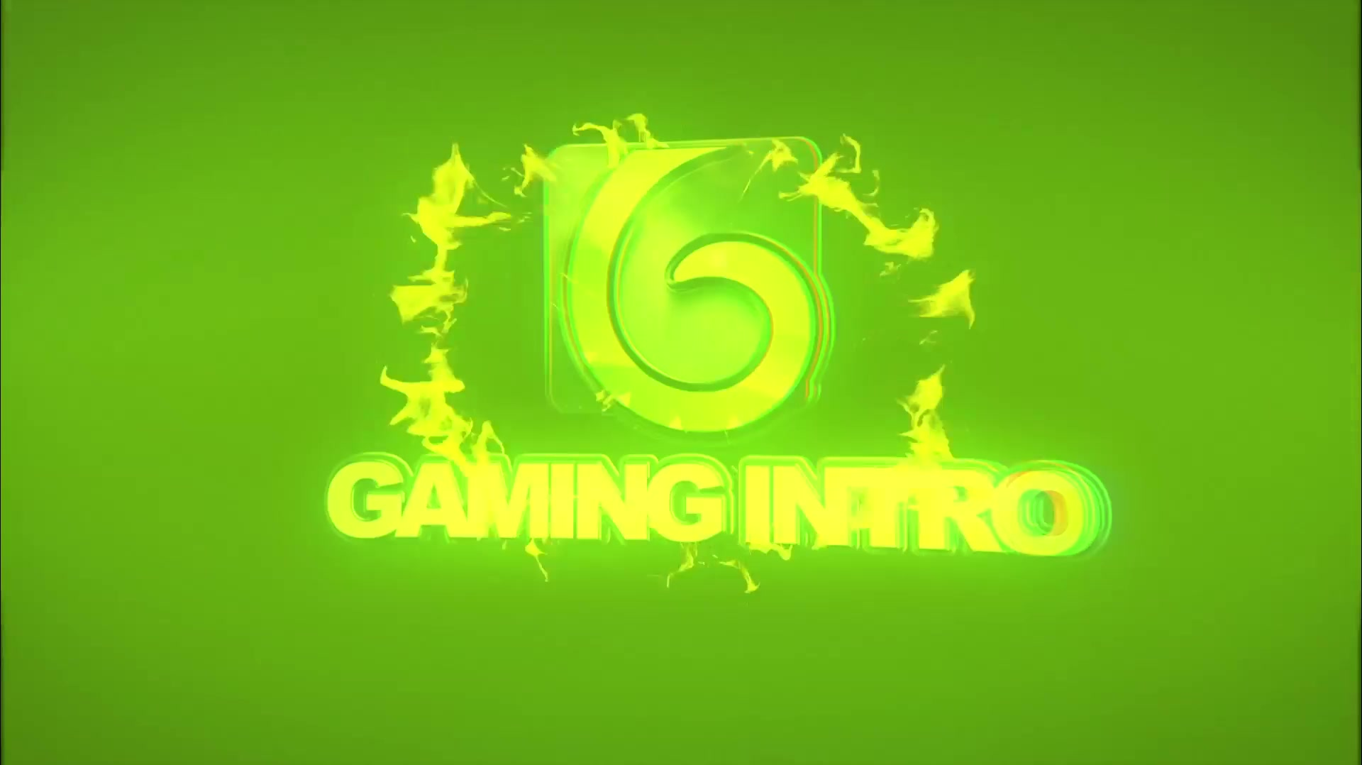 Gaming Intro Gamer channel opener Videohive 25628048 After Effects Image 6
