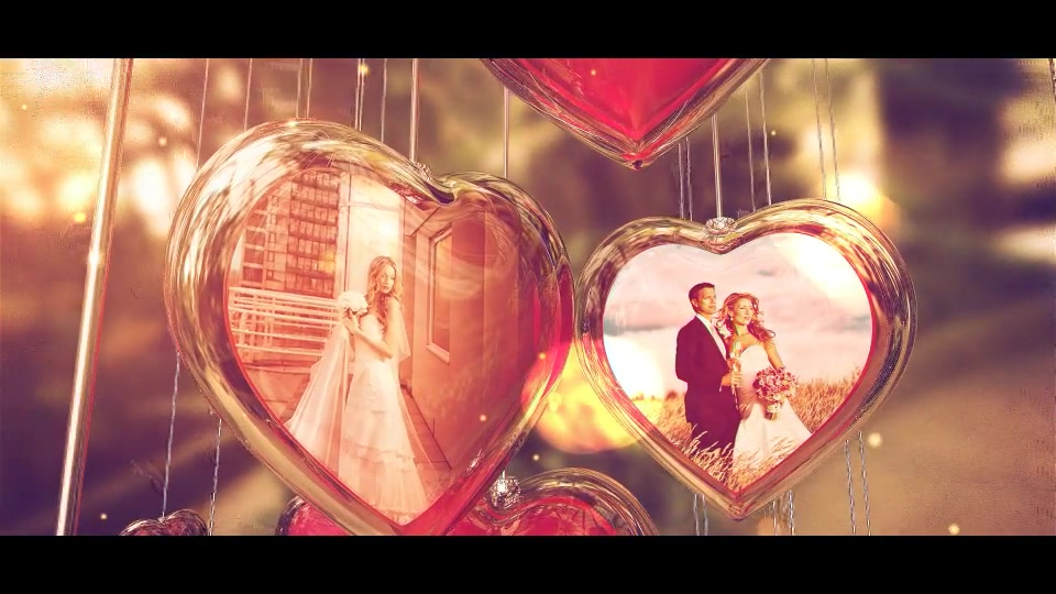 Garden of Love A Wedding Day - Download Videohive 11407853