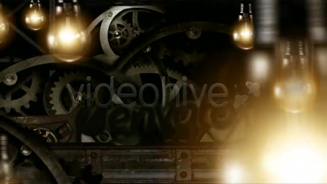 Gears Logo reveal - Download Videohive 124563