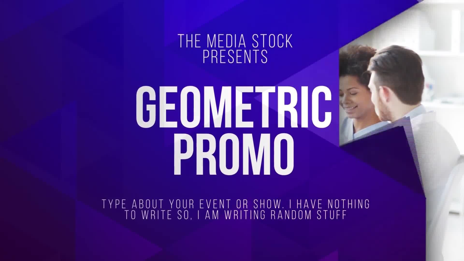 Geometric Title & Lower thirds - Download Videohive 21809774