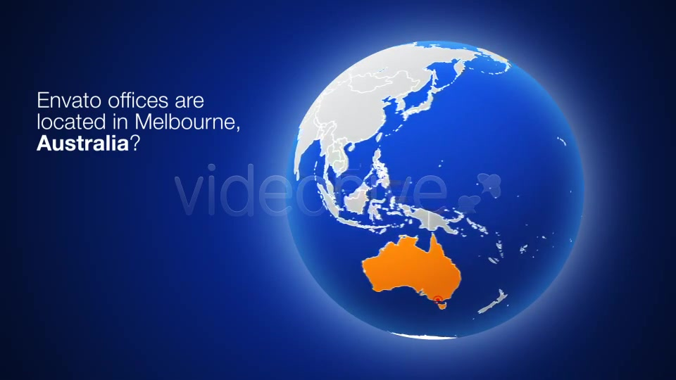 Geopolitical World Map - Download Videohive 4142802