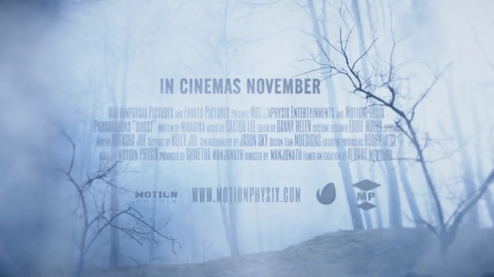 Ghost in the Woods Horror Trailer Premiere PRO Videohive 25553383 Premiere Pro Image 12