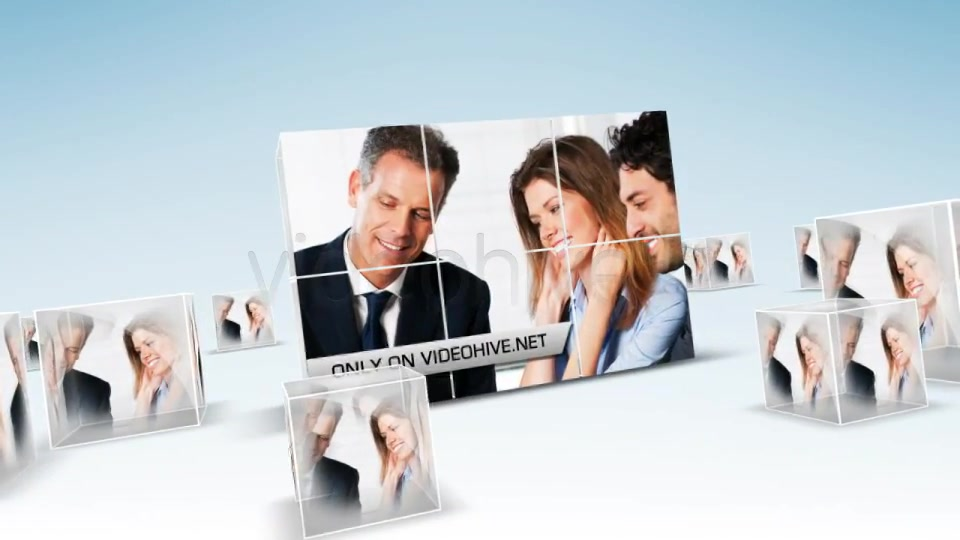 Glass Box Display - Download Videohive 3443662