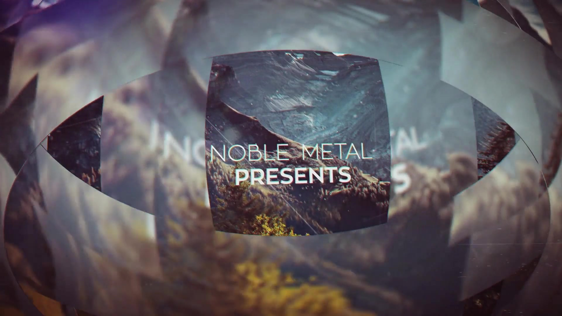 Glass Parallax Slideshow - Download Videohive 19296292
