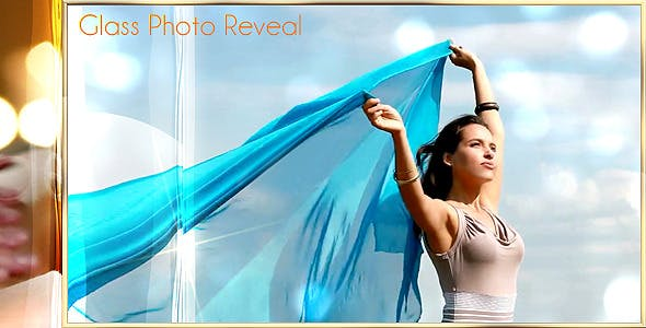 Glass Photo Reveal - Videohive 7867409 Download